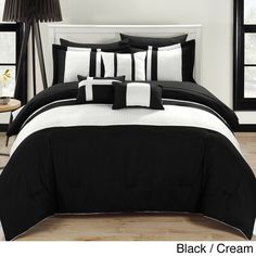 Chic Home Siesta 10-piece Comforter and Sheet Set