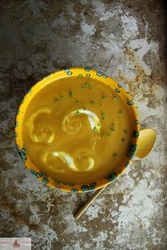 Roasted Pumpkin Soup by Heather Christo, via Flickr