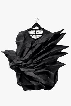 Origami top, black swan...?