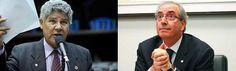 Portal Galdinosaqua: O Banco da Suíça e Chico Alencar VS Eduardo Cunha