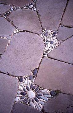 Pavement #stone #cobblestone #mosaic