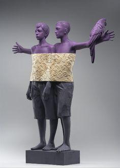 Willy Verginer, natura e simbolo - http://www.extramoeniart.it/all-arount/willy-verginer-natura-e-simbolo