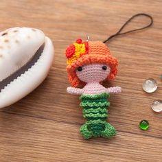 Mini Mermaid amigurumi pattern by ds_mouse