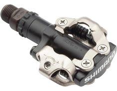 SHIMANO SPD PD-M520 Pedalsatz schwarz