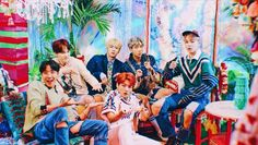 Bts idol music video 27 hard phone case iphone x samsung galaxy Hoseok, Namjoon, Seokjin, Taehyung, Bts Mv, Bts Suga, Bts Bangtan Boy, Bts Boys, Rap Monster