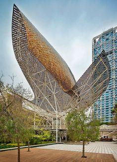 Peix (Fish) | Ciutadella/Vila Olímpica, Barcelona, Catalonia | Frank Gehry