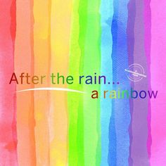 Grateful for the rain.  Grateful for rainbows. #rainbow #gratitude www.GratitudeHabitat.com