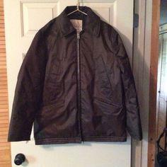 Vintage Yukon Cloth Jacket Industrial Outerwear Coat Parka Workwear Medium    eBay