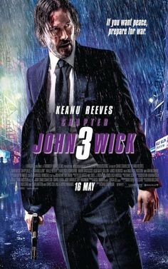 Movie Posters : John Wick Chapter 3 (2019) The post Movie Posters : John Wick Chapter 3 (2019) appeared first on CoDesign Magazine | Daily-updated Magazine celebrating creative talent from around the world.