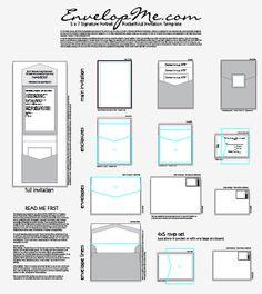 Invitation Sizes Graphic Design Wedding Invitations Wedding