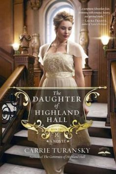 October Releases on Soul Inspirationz - including The Daughter of Highland Hall by Carrie Turansky