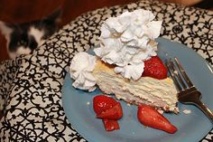 In which Britt creates a delicious New York-style Keto Cheesecake that is perfectly dense, creamy, and low carb, high fat.