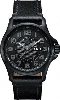 Luminox horloge A.1921 Field Atacama Black Out | Horloges