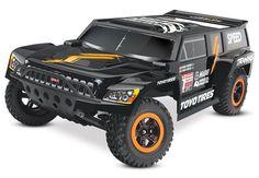 Traxxas Slash Dakar 2WD Electric RTR Short Course Truck w/ Battery