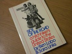 Side of the Road A Hitchhiker's Guide to the United States by TheTriumphofLove, $10.00 #hitchhiking #vintagebook #travel