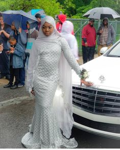 Muslim Prom Dress, Hijab Prom Dress, Ball Dresses, Prom Dresses, Nigerian Beads, Wedding Photoshoot, Chic Outfits, Hijab Fashion, African Fashion