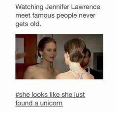 A unicorn ...
