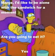Simpsons quotes  -M4U-