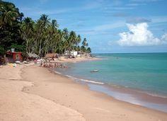 Japaratinga Beach - Maceió, Alagoas