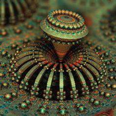 CrazyEuler - - 766 by CrazyEuler on DeviantArt Monkey Art, Psychedelic Pattern, Math Art, 3d Prints, Festival Lights, Mandala Pattern, Photo Canvas, Fractal Art, Sacred Geometry