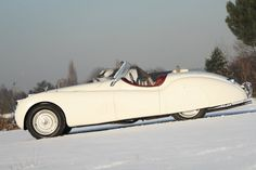 Jaguar XK120   Houtkamp Collection