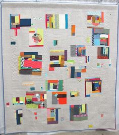 Faraway Fields-Full Circle by Jules McMahon. Sutton, New South Wales, Australia. Pieced by Cheryl Arkinson. Quilted by Heidi Bruce of @goneaussiequilting