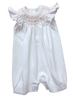 Peru Coat of Arms Baby Unisex Short Sleeve Romper Pajamas 0-2T