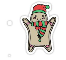 Winter Pals - Gingerbread Sticker