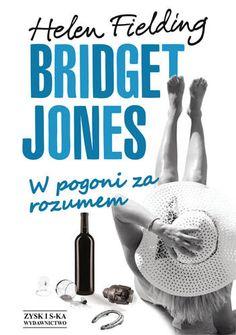 W pogoni za rozumem - Fielding Helen Helen Fielding, Bridget Jones, My Favorite Things, Cover, Books, Nice, Libros, Book, Blanket