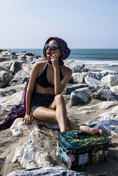 Modelo: Jessica Cepeda Puerto Colombia, Colombia.