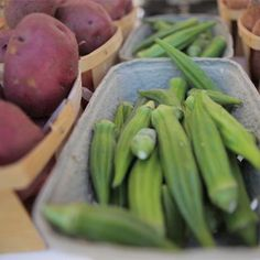 Support Cobb's farmers at local farmer's markets in Smyrna, Marietta, Kennesaw, and Acworth! www.travelcobb.org