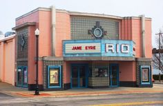 The Rio, Overland Park, KS -- when i was a kid it was THE Overland Park Theater.  I lived about four blocks from it.