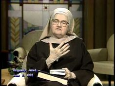 Mother Angelica Live Classic- The Lord - 6/2/1992