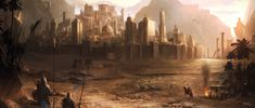"""©2010 Jon Hodgson Lake-town for The One Ring rpg from Sophisticated Games and Cubicle 7. """"Since the great days of old, when a powerful realm of Northmen stretched far from the Lonely Mountain, ther..."""