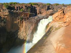 Augrabies Falls National Park, Augrabies, South Africa