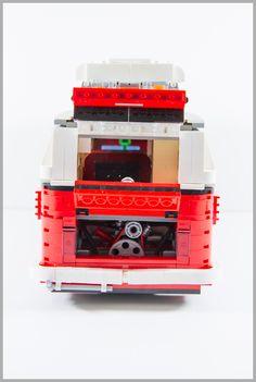 LEGO Kombi | Work In Progress Wednesday - The Littlest Thistle