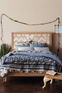 Sura Bed by Tracey Boyd