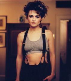 Helena Bonham Carter at the Dorchester Hotel by Jillian Edelstein