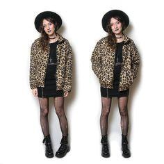 Cheetah Silk Bomber Jacket  100% Silk  Cheetah by HowToCatchaGhost