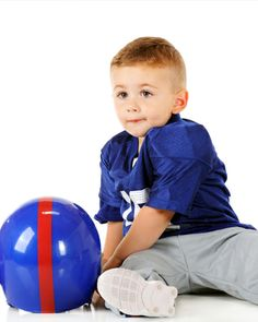 Super Bowl ideas for little kids from She Knows