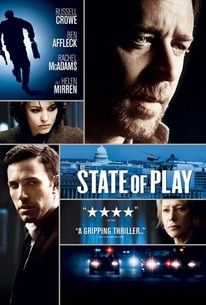 State of Play - newspaper conspiracy movie at its best.