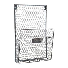 Buy the Aspire Home Accents 9391 Blue Direct. Shop for the Aspire Home Accents 9391 Blue Harlan Metal Wall Basket and save. Metal Wall Basket, Baskets On Wall, Kids Storage, Wall Storage, Entry Closet, Lowes Home Improvements, Storage Containers, Mudroom, Home Accents