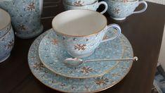 Limoges koffieservies Tea Cups, Tableware, Dinnerware, Tablewares, Dishes, Place Settings, Cup Of Tea