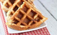 Banana Bread:  Will It Waffle??