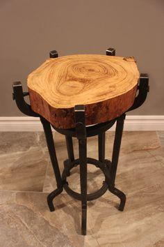 Blacksmith Side Table