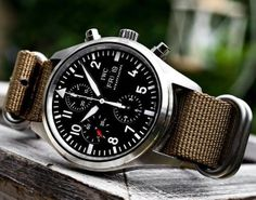 Cerramos el mes con Luxury Connoisseur || kallistos Stelios Karalis || •.♡ Follow me & IWC Pilot's Chronograph Automatic IW371701