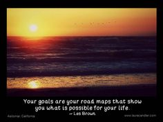What goal will you set for yourself today? Goal Quotes, Motivational Quotes, Teaching Kids, Teaching Resources, Organization Skills, Les Brown, Nature Photos, Famous Quotes, Back To School
