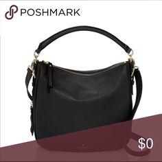 ♠️ Kate Spade ♠️ NWT Cobble Hill Small Ella Shoulder Bag ♠️ Can change to a cross body bag ♠️ Just beautiful! kate spade Bags Shoulder Bags