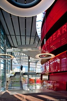 Foster + Partners : Margot and Bill Winspear Opera House : Dallas