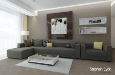 living room - Bucuresti